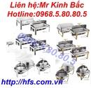 Tp. Hà Nội: Dụng cụ buffet, đồ dùng buffet đa dạng cho nhà hàng toàn quốc CL1596324