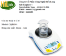 Tp. Hồ Chí Minh: Cân kỹ thuật 2 số lẻ Model: PGL 2002 CL1409083