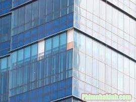 Chuyên cung cấp dịch vụ dán phim cách nhiệt cho nhà kính-Các tòa nhà, văn phòng