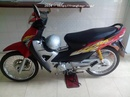 Tp. Hồ Chí Minh: Cần bán Wave RS 100cc, màu đỏ đen còn mới CL1412754