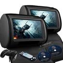 Tp. Hồ Chí Minh: Đầu DVD di động cảm ứng XTRONS 2X Black 9'' chính hãng từ USA CAT17_129_162