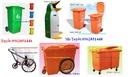 Tp. Hồ Chí Minh: Bán, cung cấp Thùng rác, thùng rác có bánh, xe gom rác. ..ưu đãi lớn, bảo hành 6 CL1414605