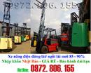 Tp. Hồ Chí Minh: Giao hàng toàn quốc. Xe nâng đện CŨ nhập khẩu Nhật giá rẻ nhất toàn quốc CL1414605