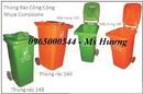 Tp. Hà Nội: Chuyên thùng rác công cộng, thùng rác nhựa giá rẻ nhất CL1338287