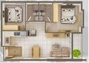 Tp. Hà Nội: Bán gấp căn hộ 63m2 chung cư HH3C Linh Đàm chênh cực thấp CL1416419