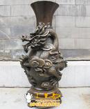 Tp. Hà Nội: lục bình, lọ hoa đẹp, cổ kính, Nhận đặt hàng làm lục bình, lọ hoa theo yêu cầu, CL1417622