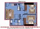 Tp. Hà Nội: Bán căn hộ 2 phòng ngủ Kim Văn Kim Lũ giá siêu rẻ CL1420453P5