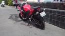 Tp. Hà Nội: Cần bán xe Honda moto CBR 150 đời 2011 Thái Lan zin, màu đỏ đen CL1420739
