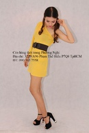 Tp. Hồ Chí Minh: Rao bán giá sỉ cực rẻ lô áo đầm siêu ngắn lệch vai Tee Shop CL1460386