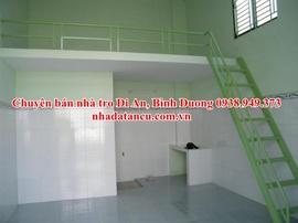 Cần bán nhà trọ MT kinh doanh, Dĩ An, Bình Dương LH 0984893879