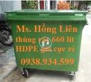 Tp. Hồ Chí Minh: Chuyên bán thùng chứa rác, thùng rác môi trường, xe rác 2,3, 4 bánh xe CL1397582P5