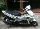 Tp. Hà Nội: Bán xe Airblade Fi 110cc Honda màu trắng CL1420739
