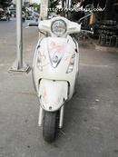 Tp. Hồ Chí Minh: Bán Xe Attila Elizabeth ,màu trắng xà cừ ,bstp, thắng đĩa ngay ch CL1420739