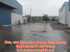 Bán kho, xưởng tại Bình Dương ở KCN Nam Tân Uyên, Tân Uyên 7000m2 LH 0984893879