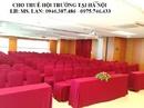 Tp. Hà Nội: Thuê phòng hội thảo tại Hà Nội. Liên hệ Ms. Lan: 0975. 746. 433 CL1435834