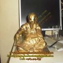Tp. Hà Nội: Đỉnh thờ, hạc thờ, bát hương, ống nhang, đặt bộ đồ thờ bằng đồng CL1424859