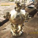Tp. Hà Nội: Đỉnh đồng thờ, đỉnh trang trí, đỉnh đốt trầm hương, đỉnh thờ bằng đồng, đúc đồ thờ b CL1424859