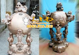 Cơ sở đúc đồng,đúc tượng đồng truyền thống,đúc tượng trang trí đình chùa,nội thấ