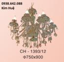 Cà Mau: Cần mua đèn mắt trâu led, đèn led âm trần 5w, đèn chùm nến pha lê cao cấp CL1164828