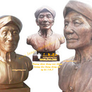 Tp. Hà Nội: Tuong chan dung, duc tuong, dieu khac tuong, dieu khac chan dung, tuong chandung CL1426114