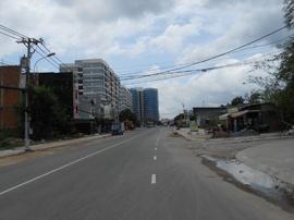 Bán đất mặt tiền đường man thiện, gần chung cư c5,6 man thiện, Quận 9