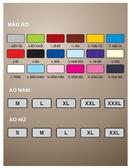 Tp. Hồ Chí Minh: Bảng màu áo thun Polo Burberry Abercrombie nam nữ CL1430068