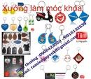 Tp. Hồ Chí Minh: Sản xuất móc khóa mica, móc khóa đổ keo giá rẻ CL1429931
