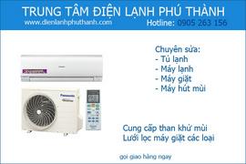 Trung Tâm Điện Lạnh Phú Thành
