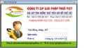 Tp. Hà Nội: Dịch vụ kế toán thuế easysoft CL1431908
