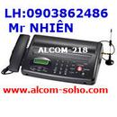 Bà Rịa-Vũng Tàu: máy fax di động không dây dùng sim alcom-218 trên ô tô CL1697456