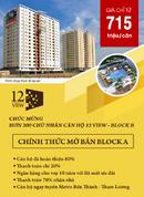 Tp. Hồ Chí Minh: Dự án 12View gồm 1 Tầng hầm, 1 tầng thương mại và 17 tầng căn hộ, 1 tầng sân thư CL1431951