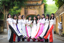 Tp. Hồ Chí Minh: Cho thuê áo dài chụp hình kỷ yếu rẻ nhất tphcm RSCL1687225
