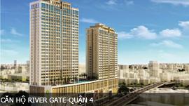Căn hộ RIVERGATE - bán căn hộ RiverGate từ chủ đầu tư, cam kết mua lại-cho thuê