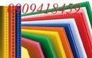 Tp. Hồ Chí Minh: Thùng nhựa danpla, tấm nhựa pp, nhựa pp 2mm, 3mm, 4mm, 5mm giá rẻ toàn quốc CL1438460