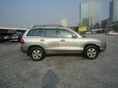 Tp. Hà Nội: Cần bán Hyundai Santafe Gold 2004 đăng kí 2007, nhập khẩu, số tự động, màu bạc RSCL1067488