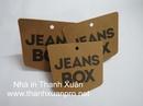 Tp. Hà Nội: Mác quần áo - nhãn vải dệt - nhãn hàng CL1441968