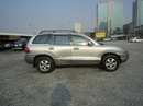 Tp. Hà Nội: xe Hyundai Santafe Gold 2004 đăng kí 2007, nhập khẩu, số tự động, màu bạc RSCL1067488