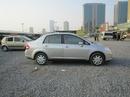 Tp. Hà Nội: Xe Nissan Tiida 2008, nhập khẩu, số sàn, màu bạc RSCL1102167