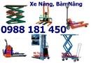 Tp. Hà Nội: Chuyên Cung cấp Xe nâng, Xe nâng tay 3 tấn, Xe nâng tay 2. 5 tấn giá rẻ giao ngay RSCL1138336