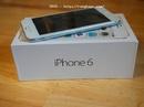 Tp. Hà Nội: Bán Iphone 6 16gb trắng mới mua tại thế giới di động còn mới RSCL1100073