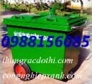 Bình Dương: Đại lý cung cấp thùng rác công cộng 100l, 120l, 240l, 660l giá rẻ cạnh tranh RSCL1647290