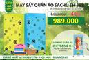 Tp. Hà Nội: Mua tủ sấy quần áo để bốc thăm trúng thưởng tại Maxbuy CL1252215