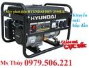 Tp. Hà Nội: Máy phát điện HYUNDAI DHY 2500LE, khuyến mãi giảm giá sốc-001 CUS37067