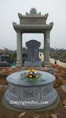 Thái Bình: mộ đá tròn đẹp bền vững với thời gian CL1685318P17