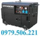 Tp. Hà Nội: Máy phát điện Diesel Hyundai DHY 6000SE CL1408915