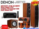 Tp. Hà Nội: Bộ loa amply 5. 1, Denon AVR X2100, Loa Jamo C97, cen+sur Jamo C60, Sub jamo J10, loa CL1530641