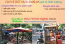 Tp. Hồ Chí Minh: 0932 799 095 Tìm đối tác phân phối cà phê bột sạch DAKLAK giá rẻ cho quán nước CL1397088
