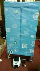 Tp. Hà Nội: Máy sấy quần áo Panasonic 2 tầng tủ vuông, hàng chính hãng, BH 24T CL1252215
