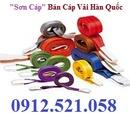 Tp. Hà Nội: Địa chỉ bán cáp vải dẹt Hàn Quốc 2 -20 Tấn Hà Nội 0947. 521. 058, mã ní, tăng đơ vải RSCL1679588