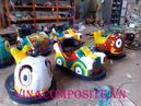 Tp. Hồ Chí Minh: Trò chơi xe điện đụng trẻ em CL1303224